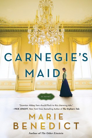 Cover of Carnegie's Maid